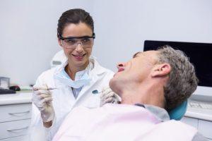 dentysta łęczna